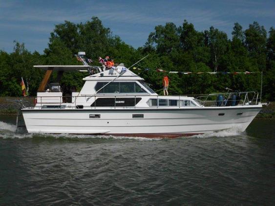 Condor Yachtbau Hamburg - Comtess 44 -Fly
