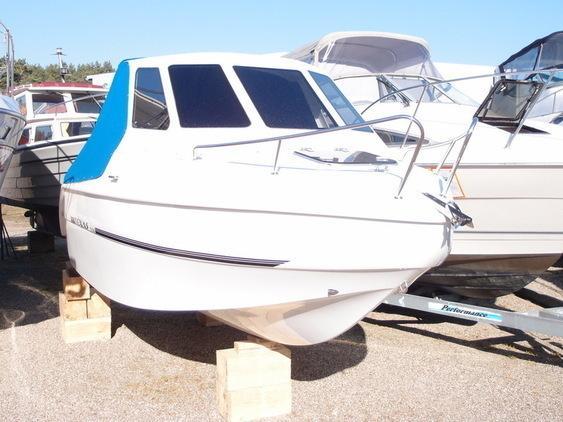 DAREKCO - AQUALINE TEXAS 550 PILOTHOUSE