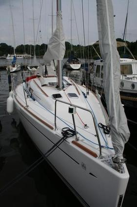 Dufour - 34 - Performance Cruiser aus 1. Hand