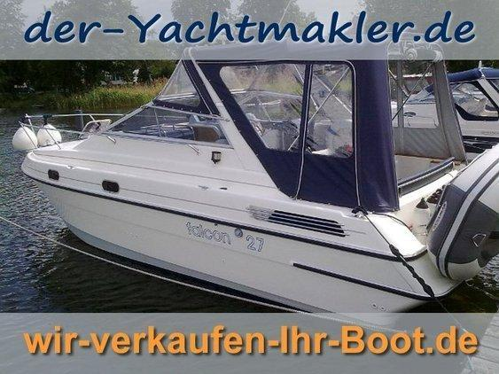 Fairline - Fairline 27 Falcon