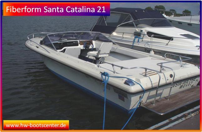 Fiberform - Santa Catalina 21