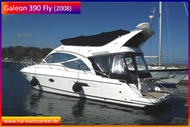 Galeon - 390 Flybridge (Bj. 2008)