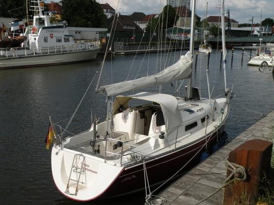 Hanse Yachts - Hanse 311 mit Kurzkiel