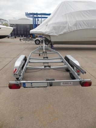 HARBECK - Anhänger für Boote ca 5,5m Länge
