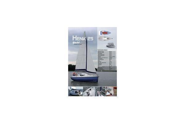 Henk - Amiga-Henk 25 Neu Antila 24 No Balt Dehler Scandinavia Sunbeam
