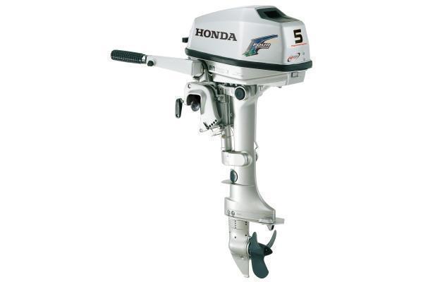 Honda - Bf 5 Lbu Inkl. Ladespule