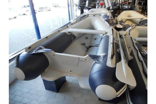 Honwave - T 30 AE Aluboden Neuboot