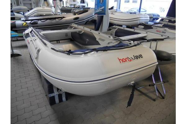 Honwave - T 35 Ae Aluboden Neuboot