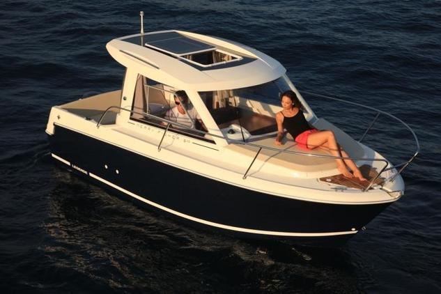 Jeanneau - Merry Fisher 645 Legend Version sofort lieferbar