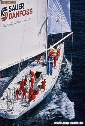 Knierim Yachtbau (DE) - 26M Maxi Racer