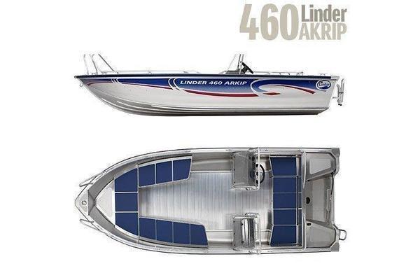 Linder - 460 Akrib