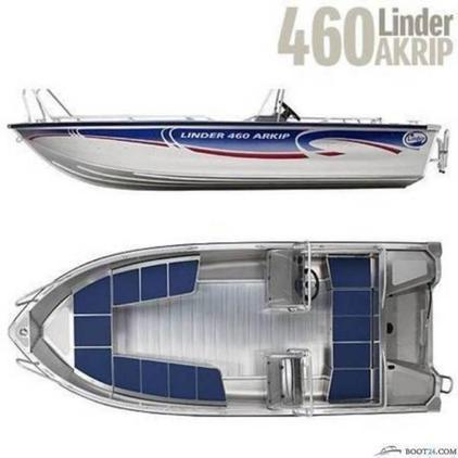 Linder - ARKIP 460 OHNE MOTOR