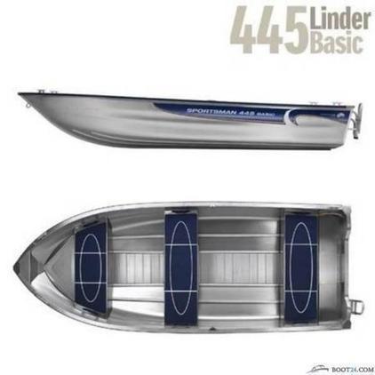 Linder - SPORTSMAN 445 BASIC / SUZUKI 9.9
