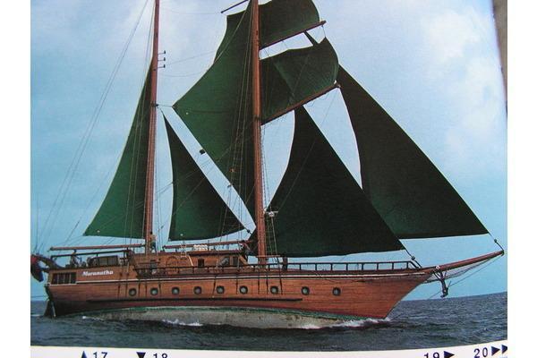 Mar - Segelyacht Segelboot