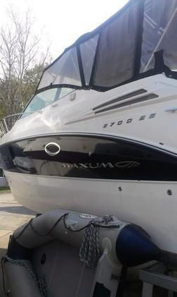Maxum - Maxum 2700 SE