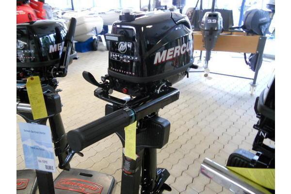 Mercury - F 5 MLHASP Neumotor