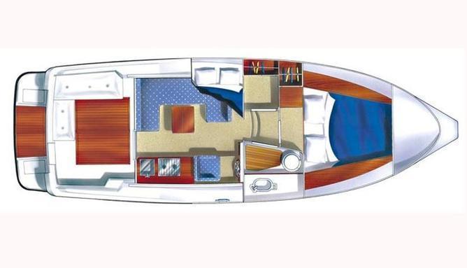 Nimbus - 320 Coupe