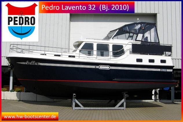 Pedro - Lavento 32 (Bj. 2010)