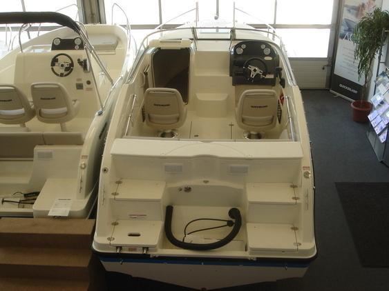 Quicksilver - Activ 595 Cabin mit Mercury F 150 XL EFI Sport Upgrade