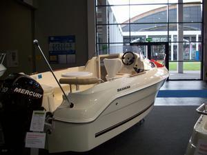 Quicksilver - Quicksilver Activ 470 Cabin