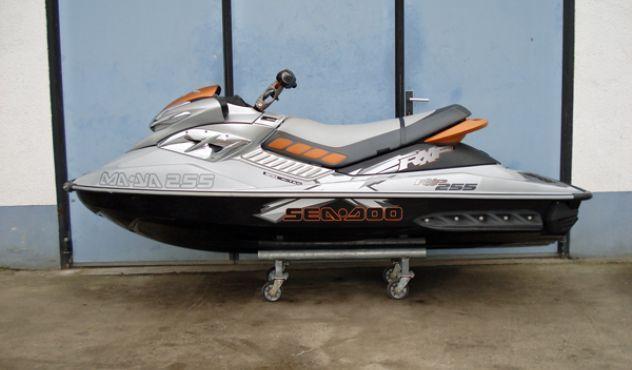 Seadoo - RXP-X 255