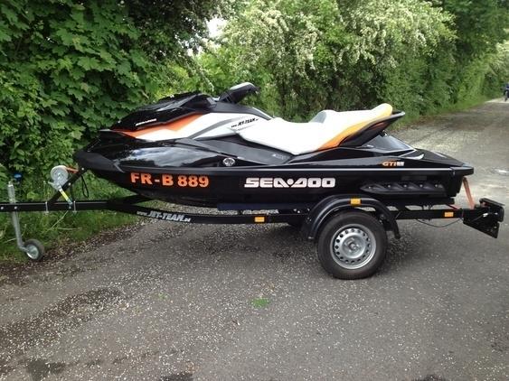 Seadoo - SEADOO GTI 155 SE