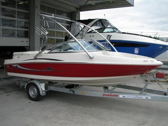 Sea Ray - 175 Sport neuwertig inkl. Gewährleistung und Probefahrt