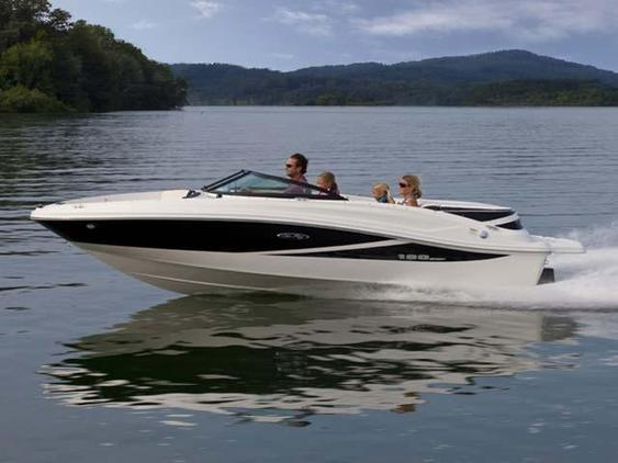 Sea Ray - 190 Sport Bodensee