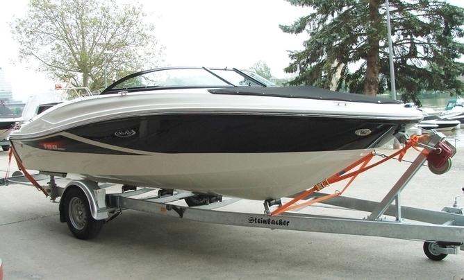 Sea Ray - 190 Sport Mit Trailer