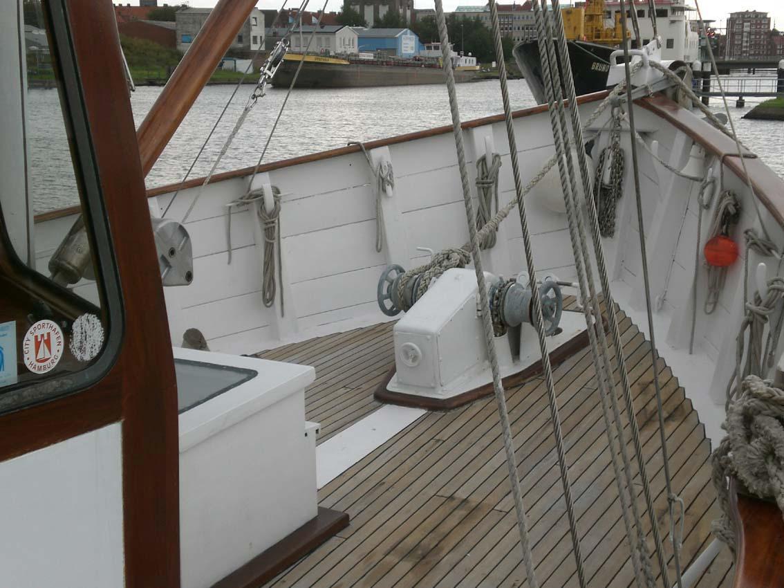 H. Bültjer & Co Trawler Yacht, N.