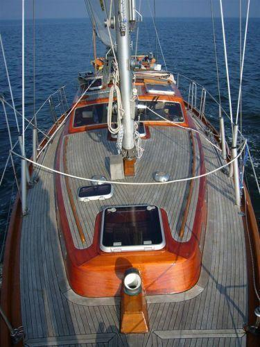 Vindo 65 MS Ketch, Baltic Sea
