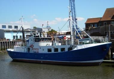 Werftbau Forschungsschiff, Cuxhaven