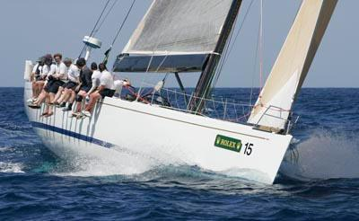 Eric Goetz Custom Sailboats Offshore Racer