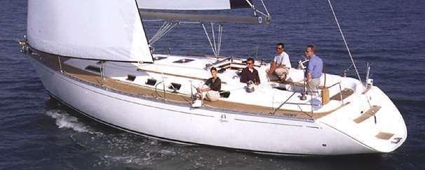 Dufour 43 Classic, Heiligenhafen