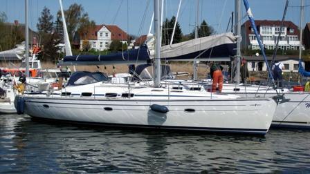 Bavaria 46 Cruiser, Baltic Sea Rugia