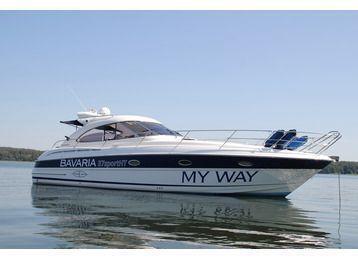 Bavaria Motor Boats 37 Sport
