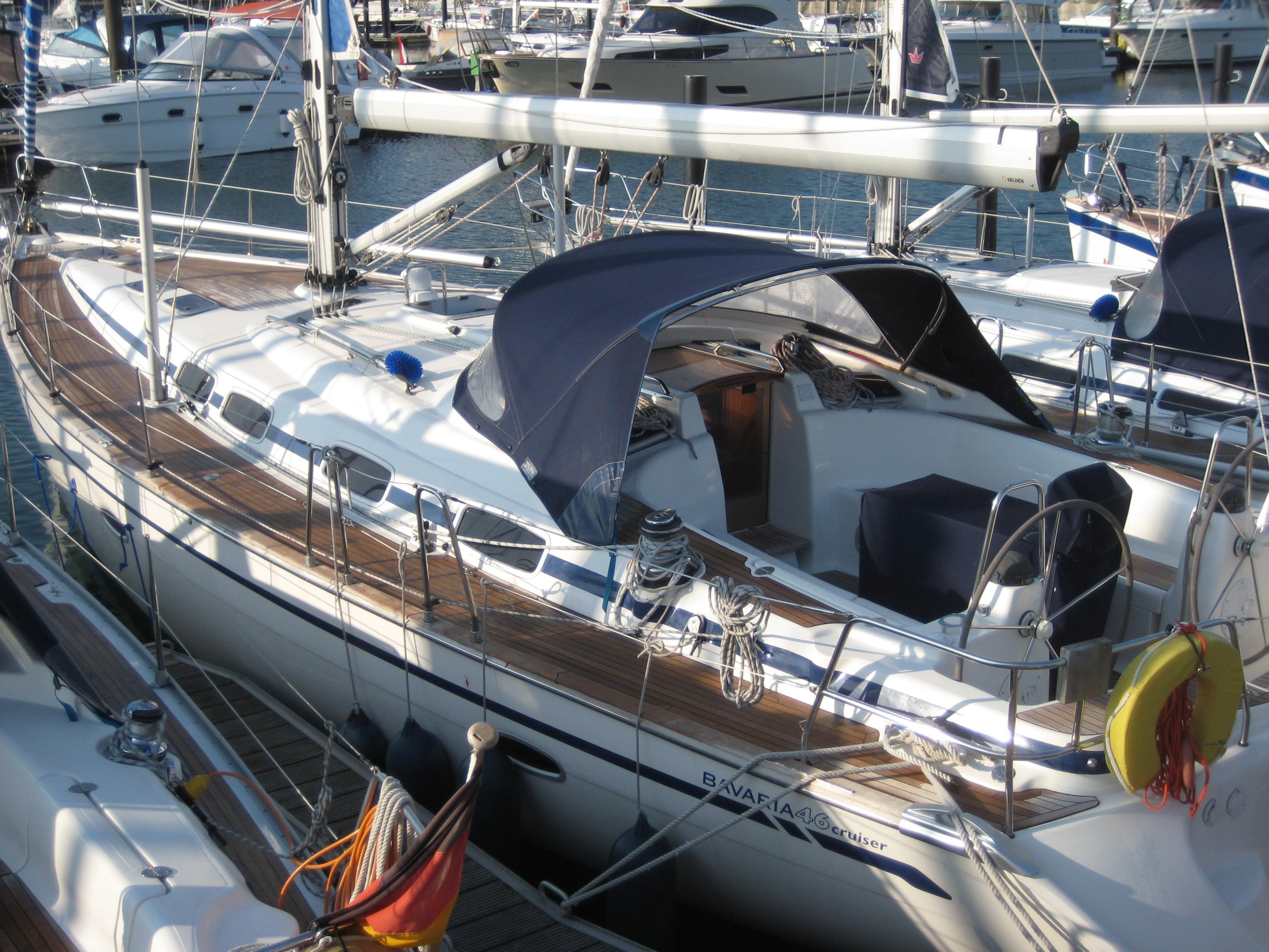 Bavaria 46 Cruiser, Heiligenhafen