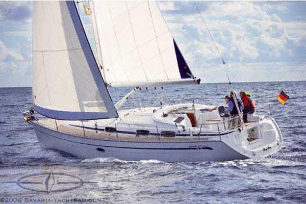 Bavaria 37 Cruiser, Heiligenhafen