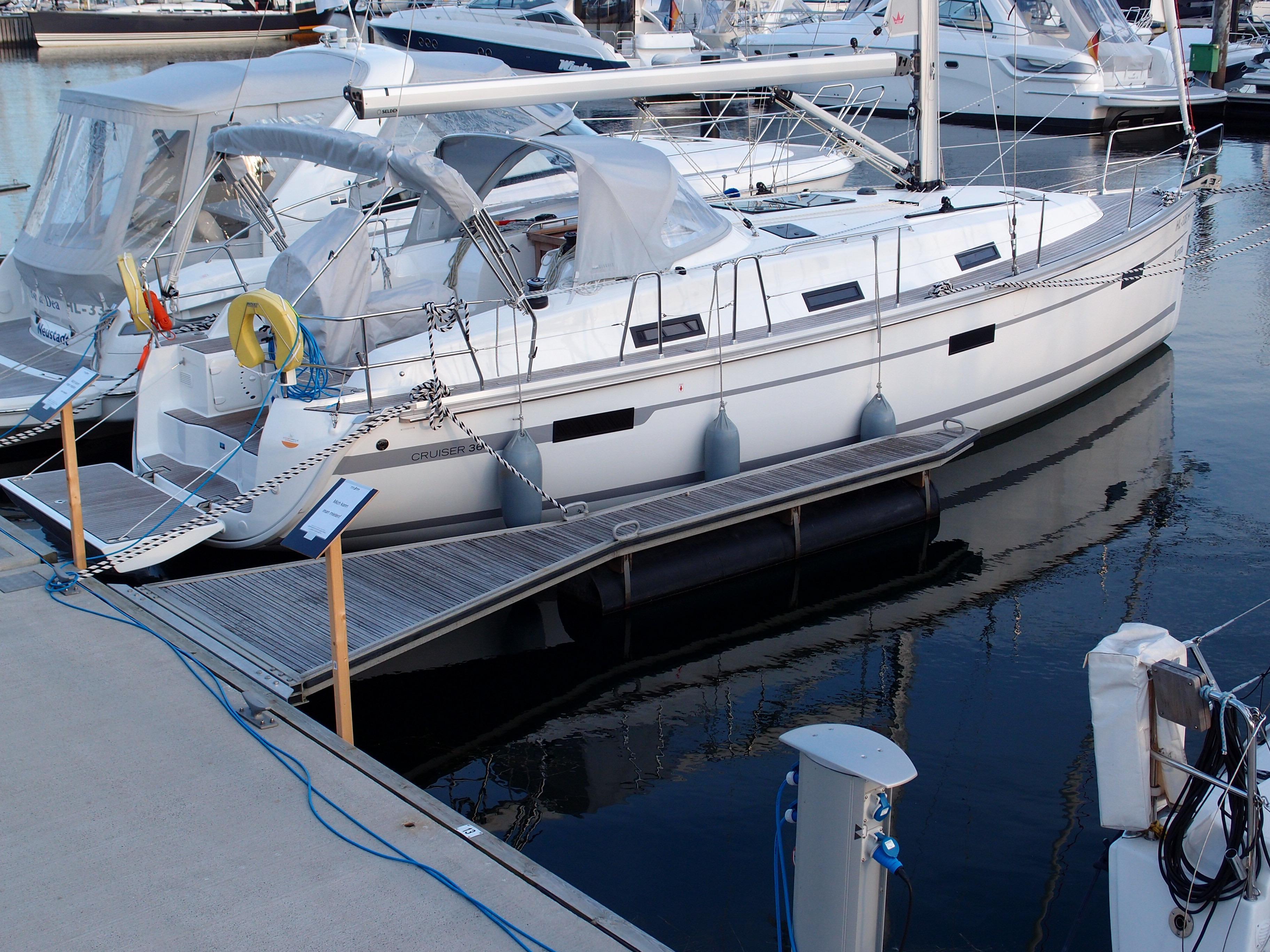 Bavaria 36 Cruiser, Near Heiligenhafen